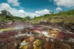 Subiendo hacia Los Pianos / Caño Cristales, Colombia