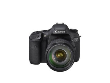 Canon 7D front View