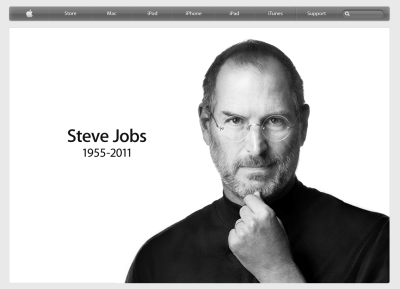 Steve Jobs, Co-Founder Apple Inc.