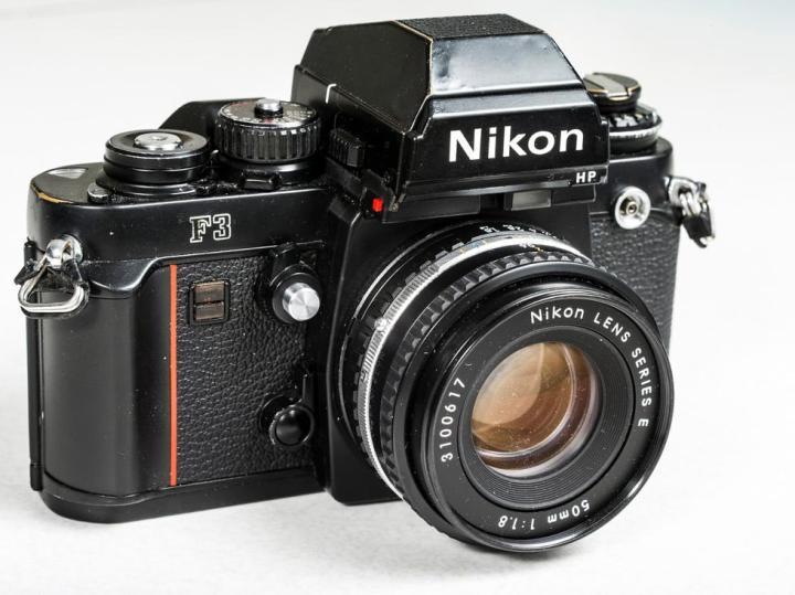 Nikon F3 Circa 1991