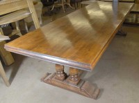 French Farmhouse Refectory Table Rustic Tables Kitchen