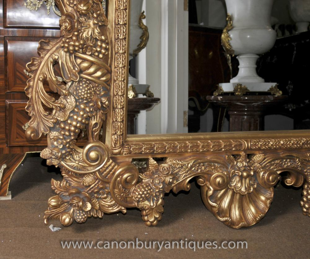 italian mirror glass sideboards