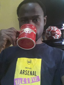 Wear The Arsenal, Drink The Arsenal, Live The Arsenal