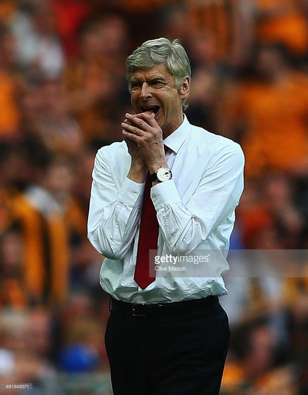 Fourth time lucky for Arsene?