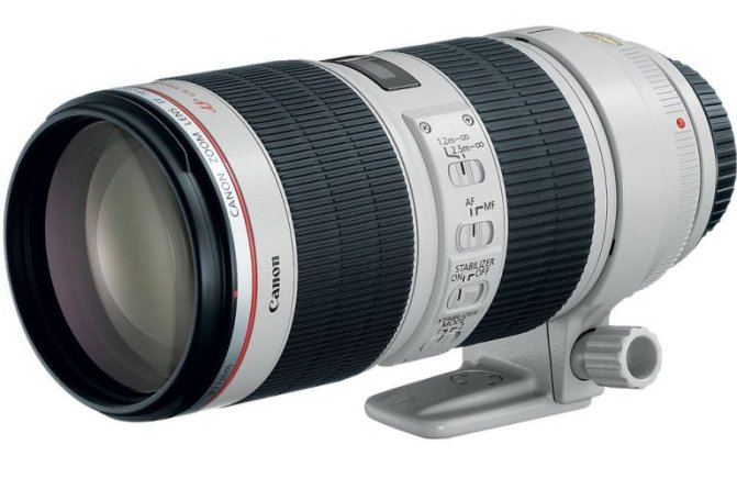 EF 70-200mm f/2.8L IS II