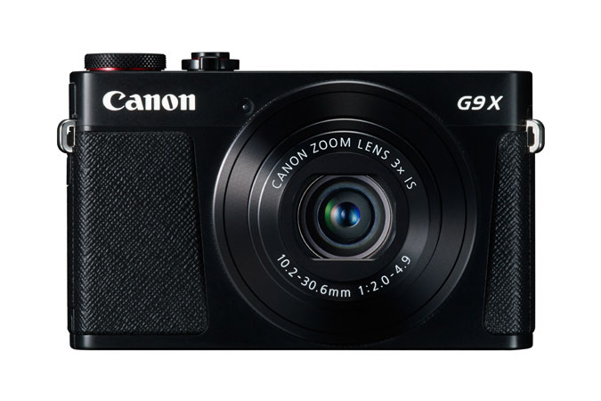 PowerShot G9 X Black 4 Xl