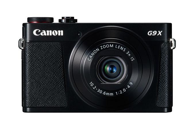 PowerShot G9 X Black 4 Xl