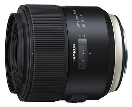 SP 85mm F/1.8 Di VC USD