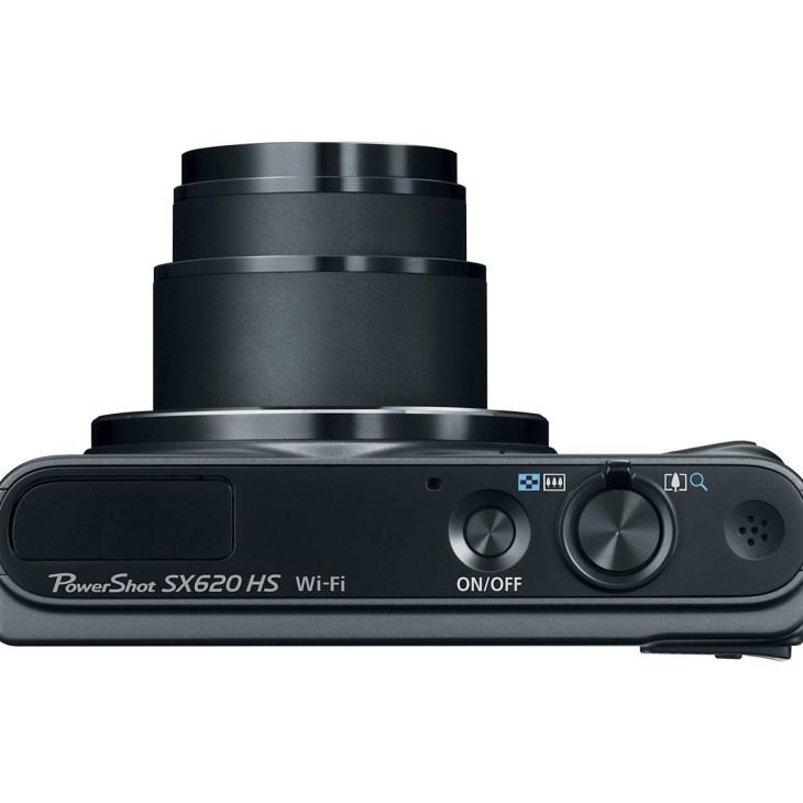 Powershot Sx620hs Black Top HiRes