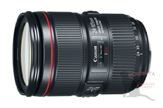EF 24-105mm F4L IS II