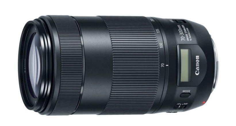 EF 70-300mm f/4-5.6 IS II