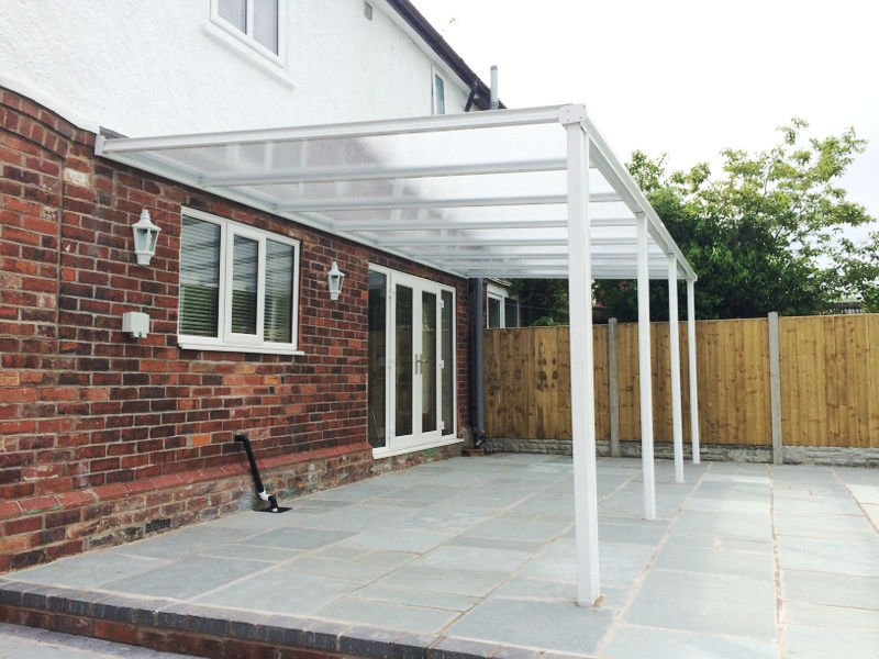 Patio Veranda Newcastle Under Lyme Staffordshire Mrs