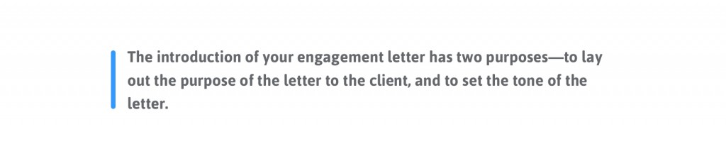 Create the Perfect Engagement Letter in 7 Steps - engagement letter