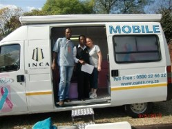 CANSA Mobile Unit at Central Gauteng 04