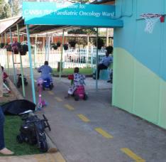 TLC Paediatric Oncology Ward - Polokwane