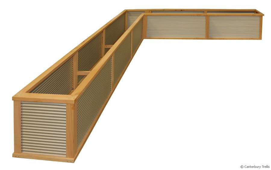 Christchurch Canterbury Trellis Quality Trellis Fencing Products Gates Planter Boxes