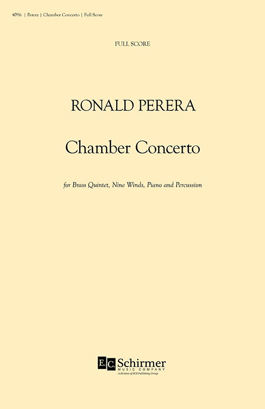 Chamber Concerto
