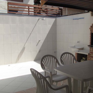 Quintal interno