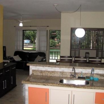 4 Ampla sala-cozinha