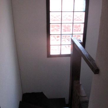 Escada para o quarto