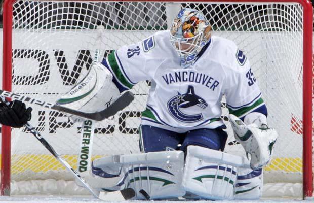 Cory Schneider, Vancouver Canucks