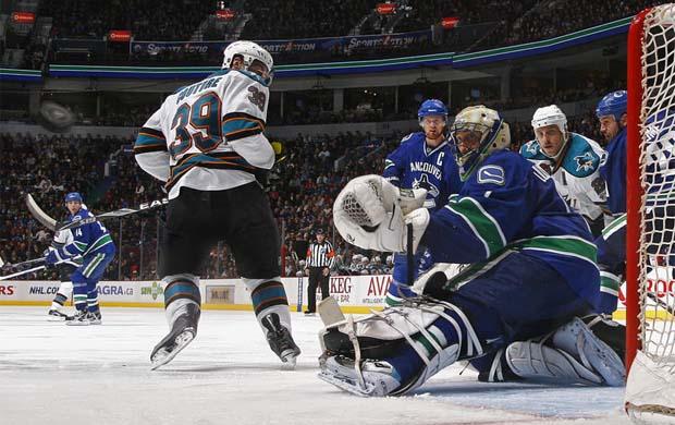 Vancouver Canucks vs. San Jose Sharks