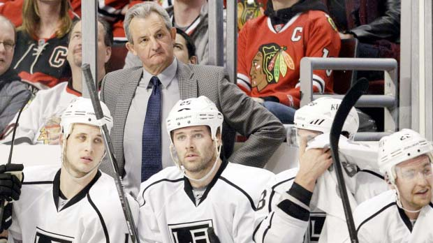 Darryl Sutter, Los Angeles Kings