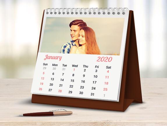 Photo Calendar - Personalized Photo Calendar Printing Online