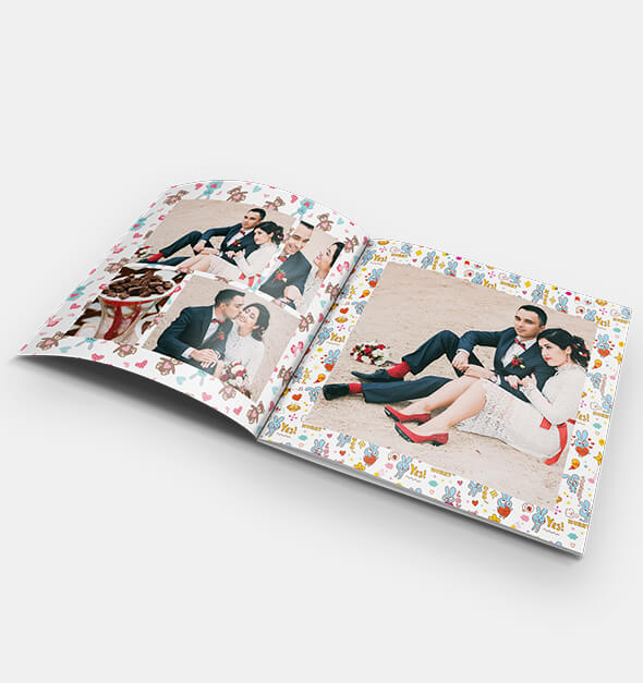 Photo Books - Make a Personalized Photo Books Online CanvasChamp