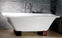 Modern Claw Foot Tub | www.pixshark.com - Images Galleries ...