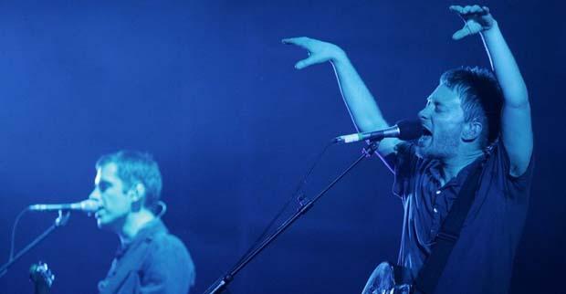 Radiohead Tour 2012 Italia