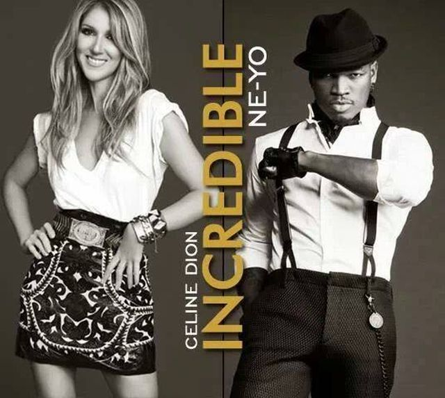 Incredible Celine Dion feat. Ne Yo audio