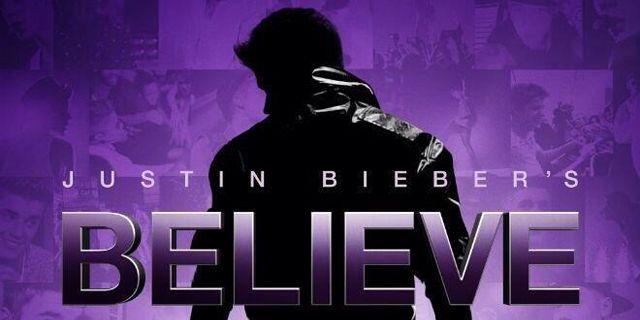 Justin Bieber Believe film