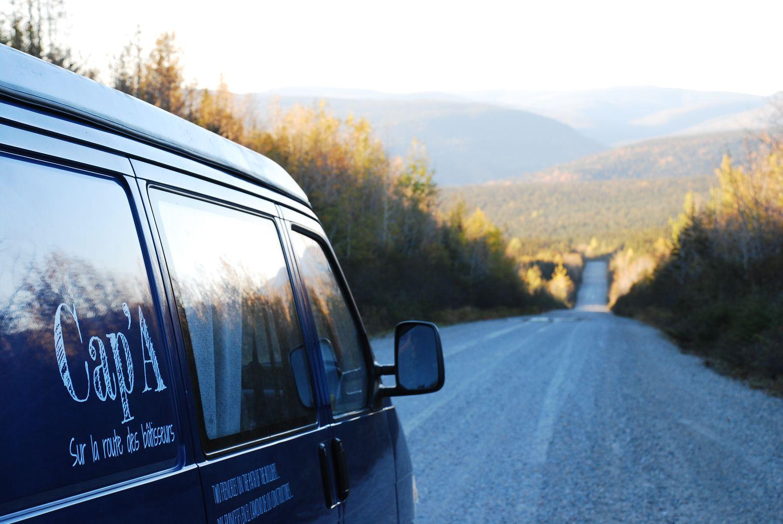 J11 à J23 : Bas Saint-Laurent, Baie des chaleurs, Gaspésie et Saguenay