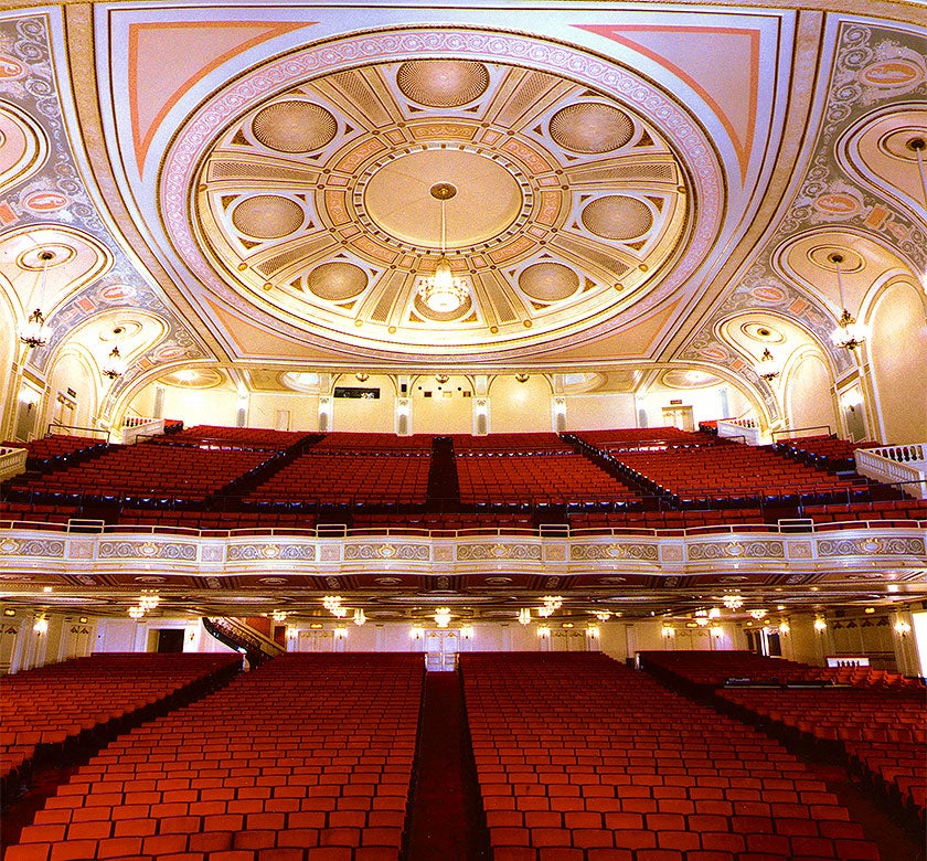 Palace Theatre Columbus Association for the Performing Arts