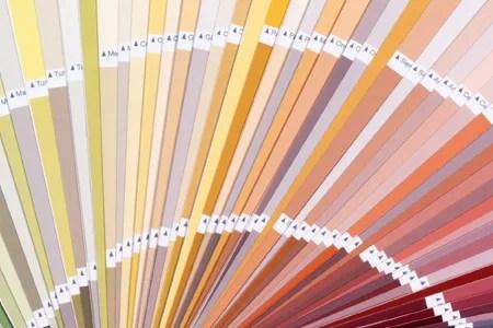 Farbtonkollektionen Caparol - farbmuster wandfarbe