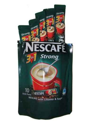 Nescafe 3-in-1 coffee