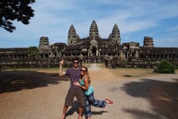 Cambodia // Angkor Wat temple