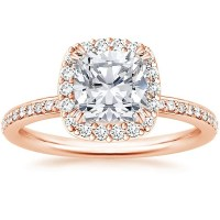 Incredible Square Cut Engagement Rings - Cape Diamonds ...