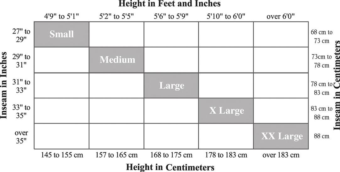 Unique Capezio Tights Size Chart candybrand
