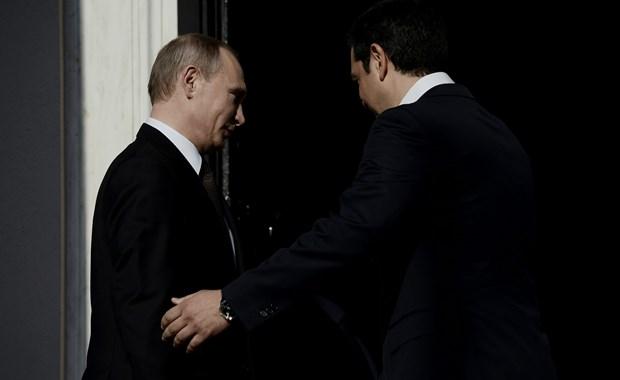 Κοντά 2 ώρες τα έλεγαν Τσίπρας – Πούτιν…
