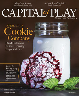 Capital at Play December Cover