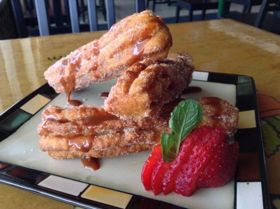 Churros worth crossing town for…