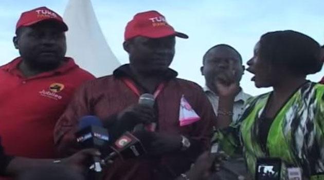 Runyenjes MCA Steve Simba said the public confrontation between the Parliamentarian and Senator Lenny Kivuti went against African traditions/CFM