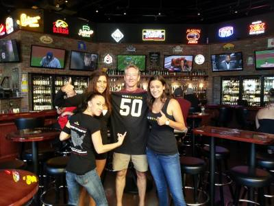 """You'll have your chance to join the """"50 club"""" at World of Beer Capitol Hill (Image: WoB)"""