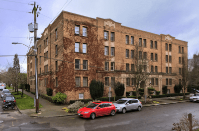 The Whitworth Apartments, where some rents rose 20% last year (Image: Cadence Real Estate)