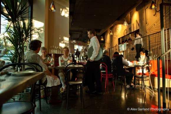 Cafe Nouveau Capitol Hill