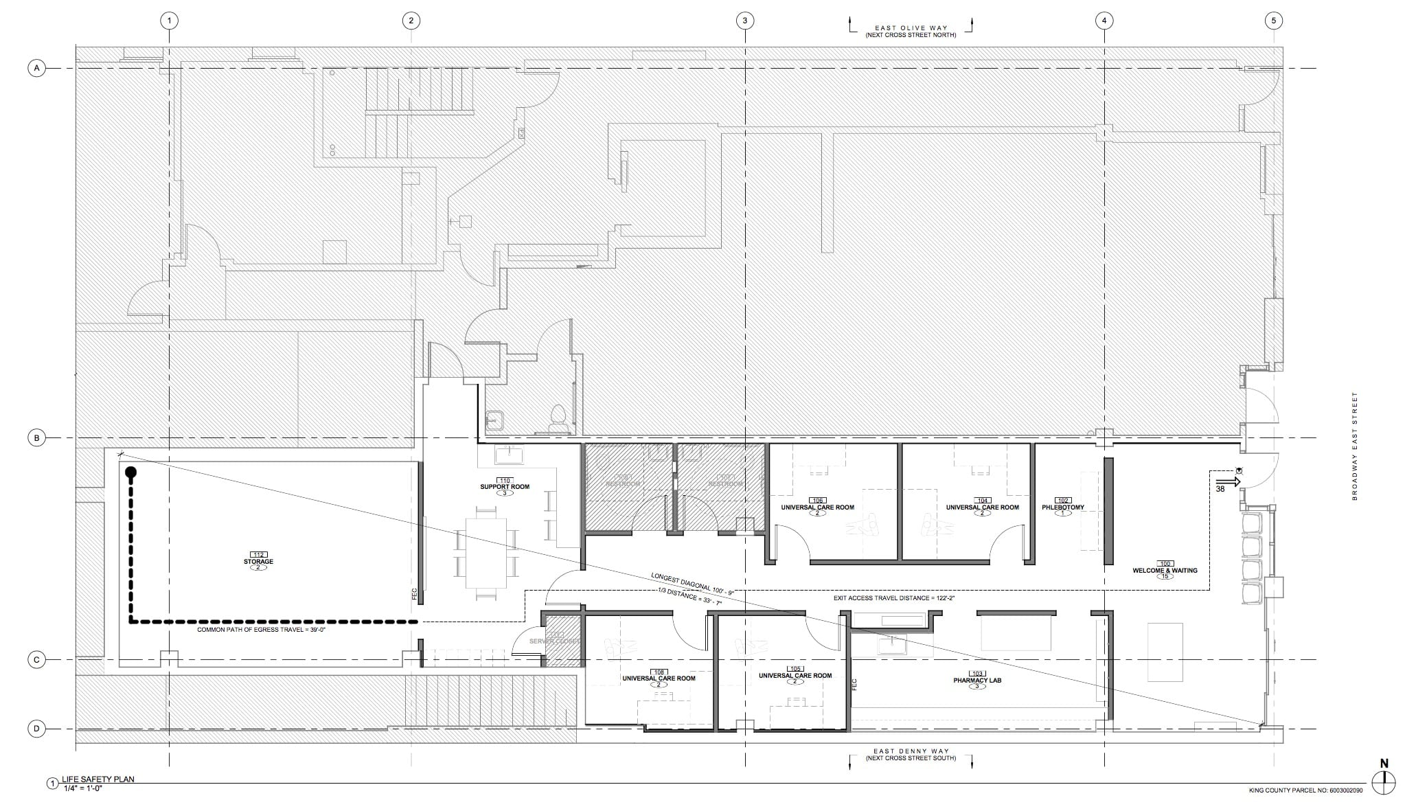 Across from Capitol Hill Station, Zoom+Care plans second Broadway ...