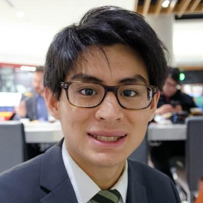 David Chen's headshot