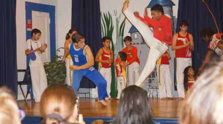 Ustka 2016 Capoeira